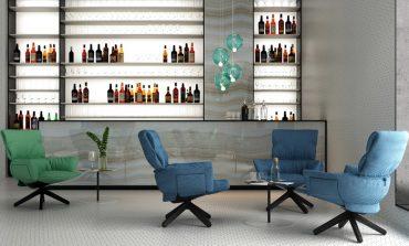 Urquiola firma Lud'o Lounge per Cappellini