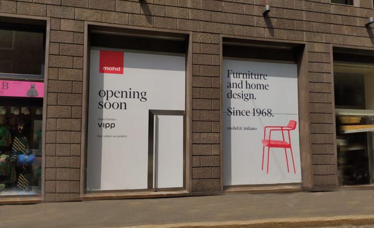 Per Mohd primo store a Milano