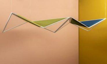 Artemide si ispira agli origami per Flexia