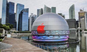 Apple crea il primo store galleggiante