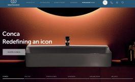 È online il nuovo sito di Ideal Standard