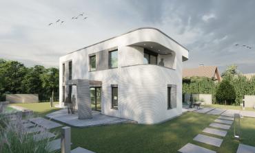 Italcementi, in Germania la 1° casa stampata in 3D