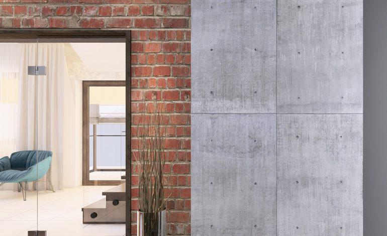 'Concrete Optik' by Ideal Work