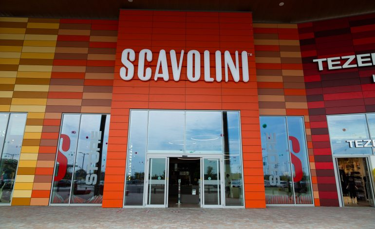 Tris di aperture per Scavolini in ottobre