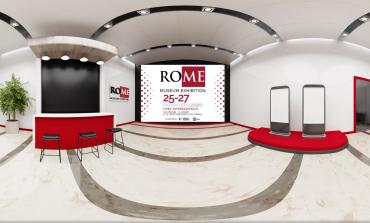 Tra cultura e impresa, al via Ro.me Museum Exhibition