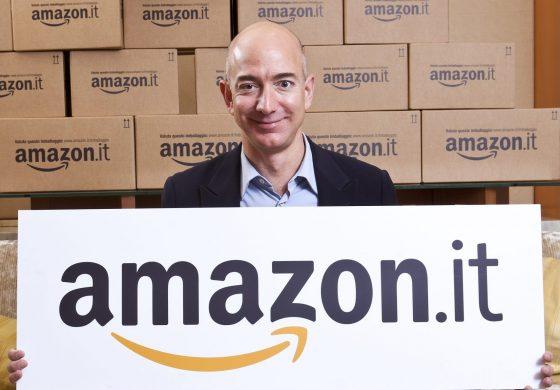 Amazon amplia la rete logistica in Italia