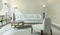 Oasis, Federico Peri disegna le lampade 'Antonina'