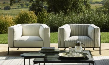 B&B Italia, l'outdoor firmato Piero Lissoni