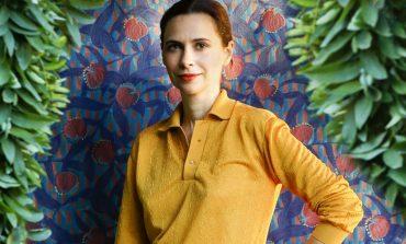"""Cristina Celestino: """"I miei progetti di carte da parati e tessuti"""""""