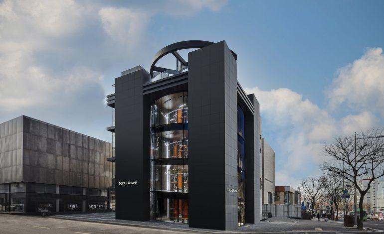 Jean Nouvel firma la boutique di D&G a Seoul
