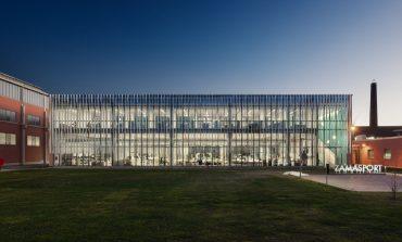 'Slow architecture' per la sede Zamasport