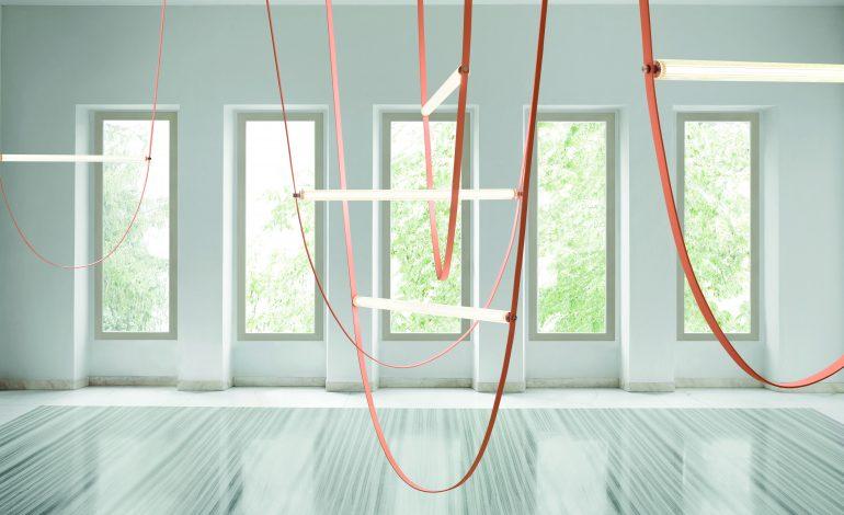 'WireLine' di Flos, l'essenza della lampada
