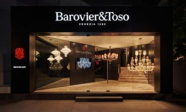 Primo monomarca estero per Barovier&Toso