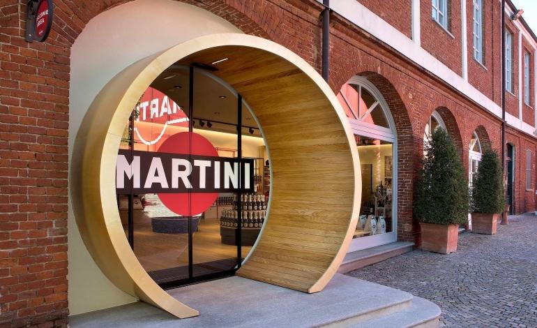 Martini sceglie Conrotto Progetti per il restyling del museo