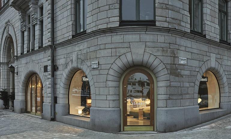 Minotti si consolida in Nord Europa e apre a Stoccolma