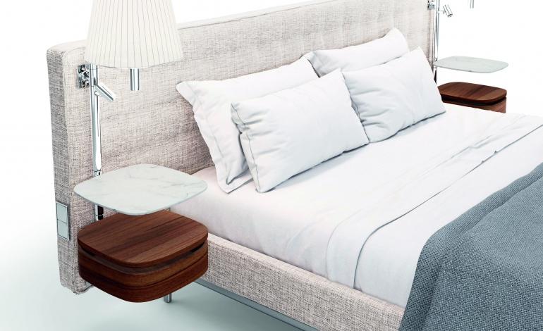 Cassina porta Volage EX-S nella camera da letto
