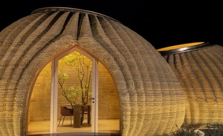 A Ravenna la 1° abitazione eco-sostenibile stampata in 3D in terra cruda