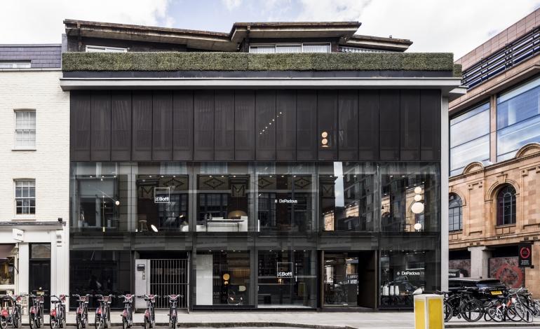 Boffi DePadova amplia lo showroom di Chelsea