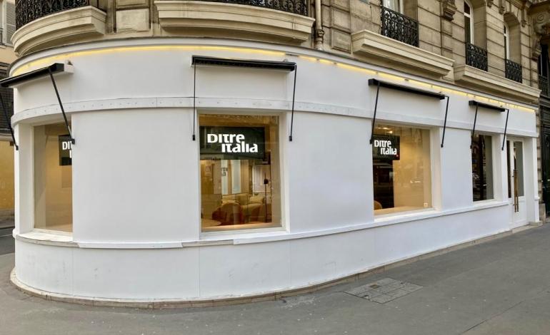Nuova apertura per Ditre Italia a Parigi