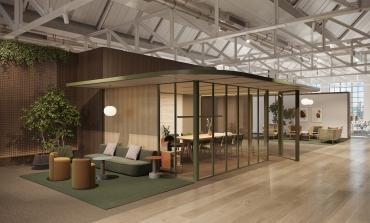 Kettal Studio reinventa lo spazio di lavoro