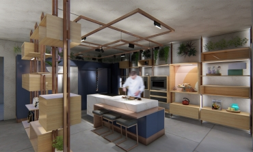 Frigo2000 e Poli.design: cucina 'da chef' in casa