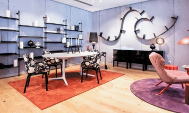 Per Kartell nuovo flagship a Madrid