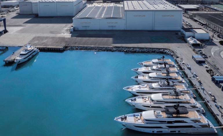 Ferretti Group naviga col vento in poppa nel Q1