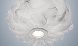 Nuée di Marc Sadler per Foscarini, una nuvola di luce