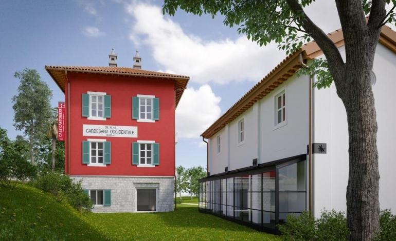 100 case cantoniere da riqualificare