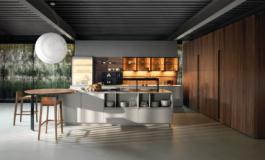 Euromobil, 3 installazioni per 3 mood di cucina