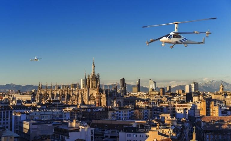 La città del futuro. Digitale, inclusiva  e sostenibile