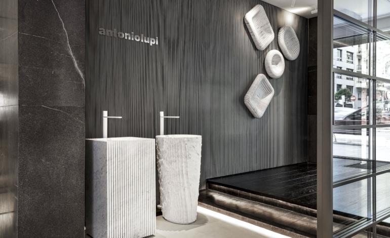 antoniolupi apre il suo primo showroom monomarca a Madrid