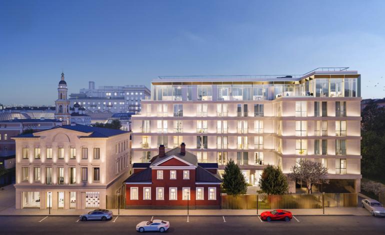 Armani, 1° progetto residenziale a marchio congiunto a Mosca