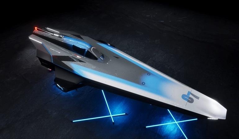 Al via la produzione del RaceBird di E1 Series