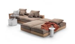 Flexform, i nuovi divani indoor e outdoor