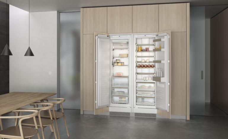 Gaggenau, refrigerazione di design con Vario Cooling 200