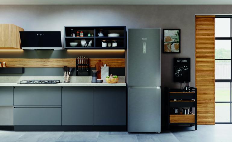 Da Hotpoint i nuovi frigoriferi combinati Total No Frost