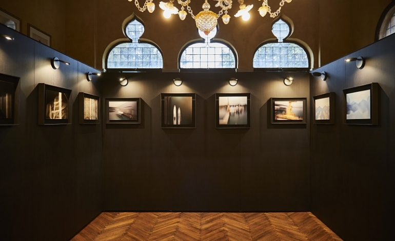 Sanlorenzo in mostra a Venezia