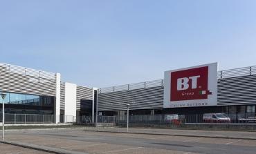 BT Group cresce e acquisisce area industriale
