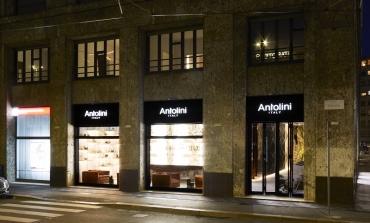 Il 1° Stoneroom Antolini apre nel cuore di Milano