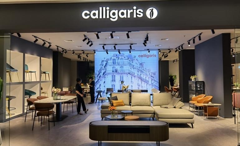 Calligaris punta sull'Asia con 2 nuovi store