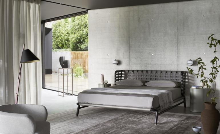 Meridiani presenta il letto Edoardo in 3 versioni