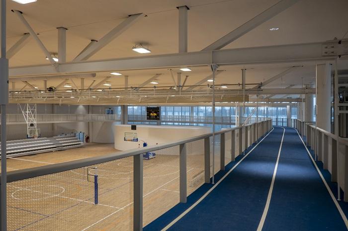Cinque piani per il nuovo Bocconi Sport Center