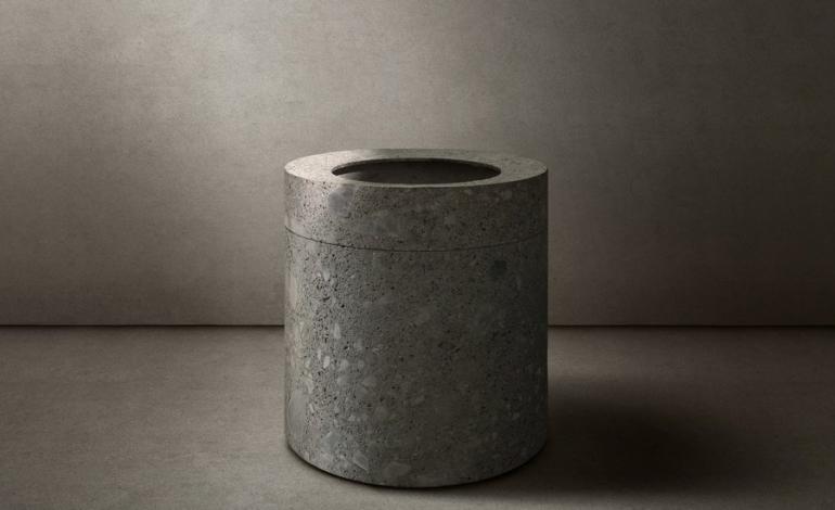 Anima Liquida, il lavabo freestanding di antoniolupi