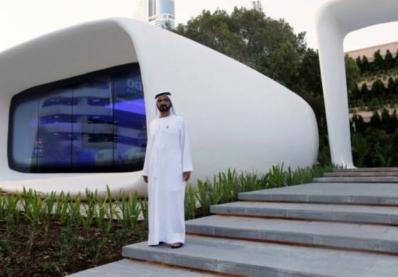 A Dubai nel 2030 il 25% degli edifici sarà stampato in 3D