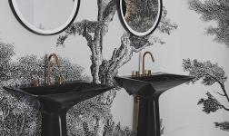 Tipo-Z, lavabo 'monolitico' by Ideal Standard