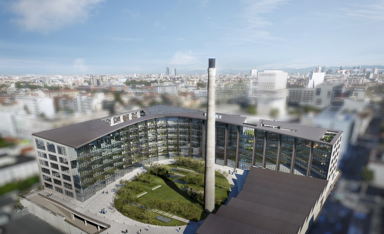 Il nuovo HQ di Moncler firmato da Antonio Citterio e Patricia Viel