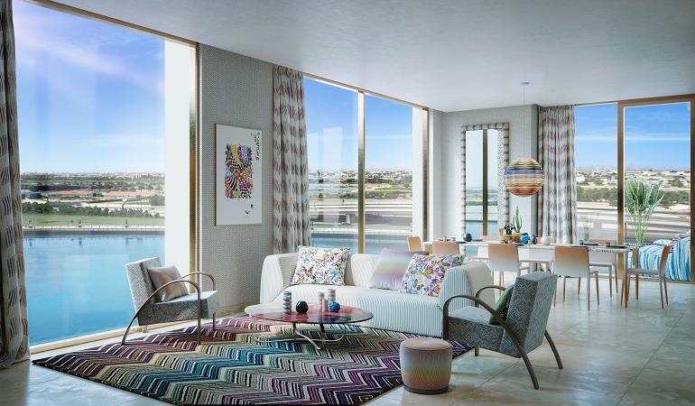 Missoni Home nel progetto Urban Oasis di Dubai
