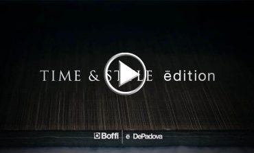 Per Boffi|DePadova suggestioni nipponiche con Time & Style ēdition